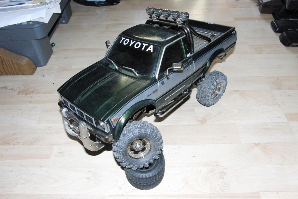TAMIYA Toyota HiLux 58397