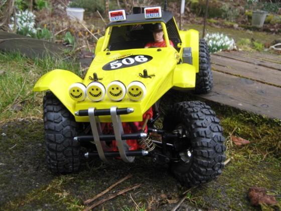 MEYERMAN's Holiday Buggy 4x4