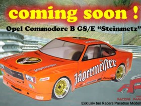 Racers Paradise Commodore GSE