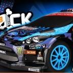 HPI 112715 Ken Block WR8 FLUX RTR