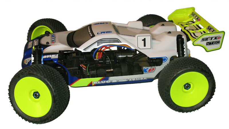 LRP S8*TXe RTR 130500