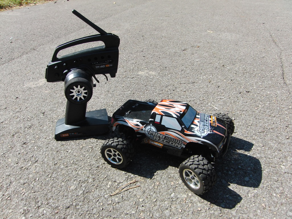 HPI #101544 Mini Recon 4WD 2,4 GHz RTR