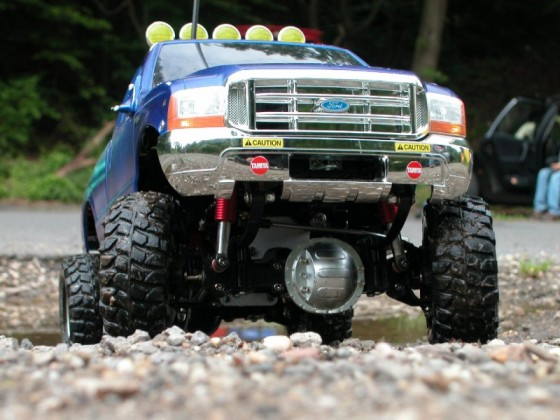 TAMIYA Ford F350 High Lift