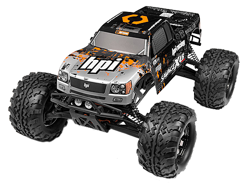 HPI SavageX 4.6 Big Block #109084