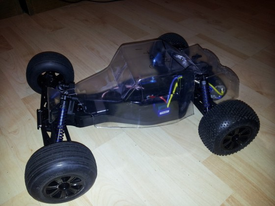 B5PP - Baja 500 Prototyp Project