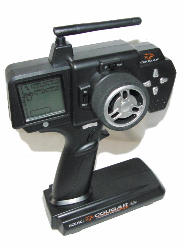 Thunder Tiger MT-4 G3 BL 2,4 GHz