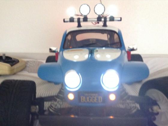 Blitzer Beetle
